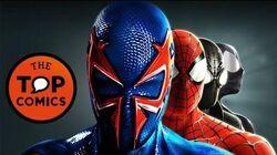 Las diferentes versiones de Spider-Man Spiderverse-3