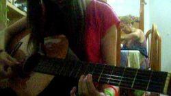 Musica de harry potter en guitarra