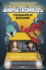 Libro - Animatronicos