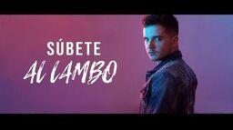 Súbete al Lambo - AndrosLB ft