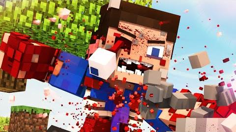 Blood, Sweat and Tears (Minecraft Animation)