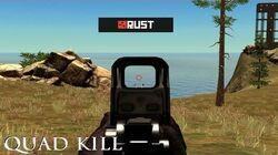RUST - QUAD KILL