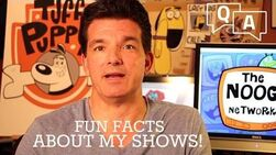 Fun Facts About My Shows Fairly Odd Parents, Danny Phantom, & TUFF Puppy! Butch Hartman
