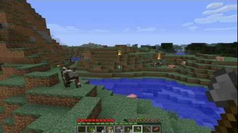 """Minecraft - Episodio 1 """"Comienza la aventura"""" Manzanas?!?"""