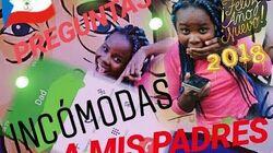 PREGUNTAS INCÓMODAS A MIS PADRES POR MÓVIL (GUINEA ECUATORIAL) ❤