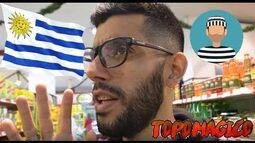 Fuimos a un Supermercado en URUGUAY *casi nos deportan*