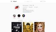 Página de TheFrancisco2 en Instagram