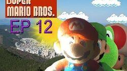 UNA PARTE DE Dúper Mario Bros - Episodio 12