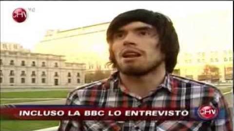 MEXIVERGAS EN NOTICIERO CHILENO (POLEMICA HOLA SOY GERMAN Y BOTS)