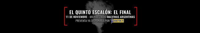 Banner de El Quinto Escalón