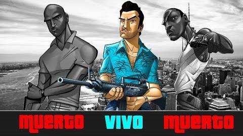 Como murieron los protagonistas de los GTA - Vol. 1 4 - RezKarkov