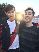 Thiago y Robleis