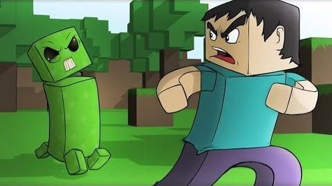 """EPIC MINEQUEST 2 """"Quest for Diamonds"""" by Sam Green Media"""