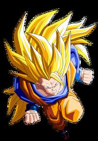 Goku png by carloraffix-d5fr0jz