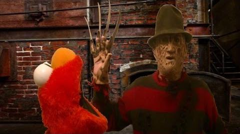 A Nightmare...On Sesame Street