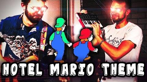Hotel mario theme - metal cover by richaadeb and ryan lafford