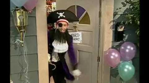 Patchy the Pirate/Videos