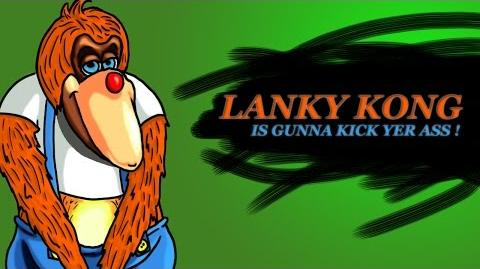 Lanky Kong is in smash!