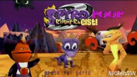 ¹⁰⁰ ˢᵘᵇˢ ˢᵖᵉᶜᶦᵃᶫ Spyro Poop Ripto's Racist