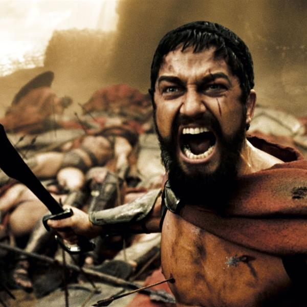 Image result for this is sparta