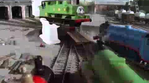 YouTube Poop Some Trains Fock Around With Ducks