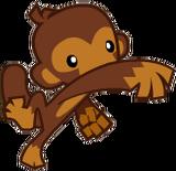 The 0/0 Dart Monkey
