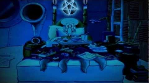 Squidward Gets Possessed by a Bad Lemon