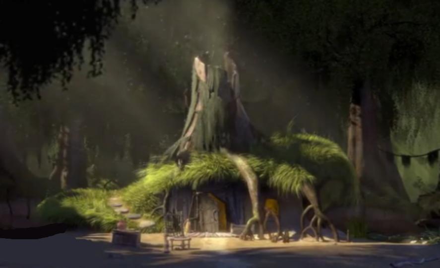 Shrek S Swamp Youtube Poop Wiki Fandom