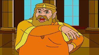 The King WOAH