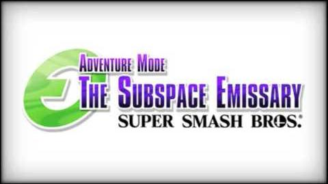 Subspace Emissary Battle Theme in G Major-0