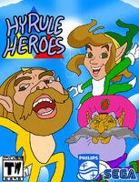 Hyrule heroes by tonyrobinson25-d9kl6ho