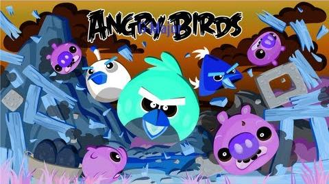 Angry Birds Rap In G Major (Remastered)