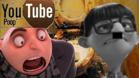 YouTube Poop-Despicable Meme Gru's constipated