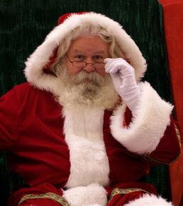 Santa Watching
