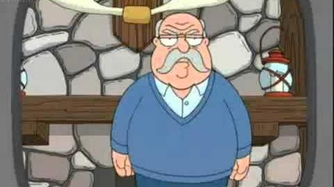 Family Guy - Wilford Brimley on diabetes