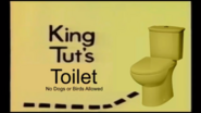 King Tut's Toilet map