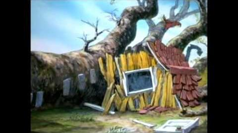 Winnie the Pooh and the Blasted Day
