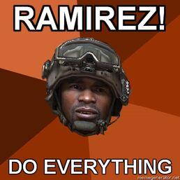Ramirez Do Everything