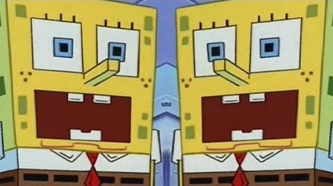 SquareBob SpongeMix Pogo