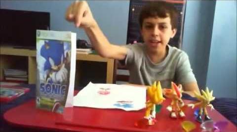 SammyClassicSonicFan's Sonic '06 Review