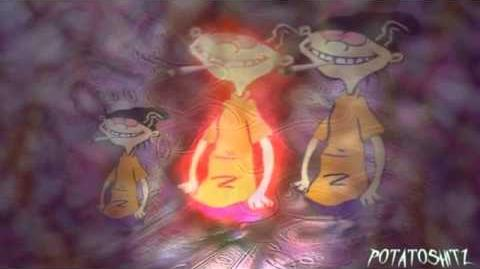 YouTube Poop Edd Trips on LSD while Rolf-Spiders Invade the Earth