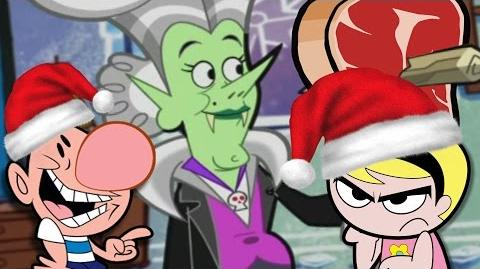 (YTP) Billy and Mandy's Abnormal Christmas Experience