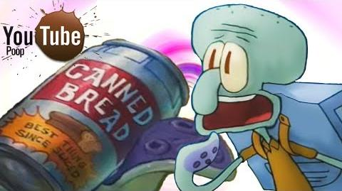 Squidward and the Canned Bread Epidemic