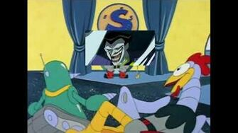 Animated Richard Epcar Joker says PINGAS-1