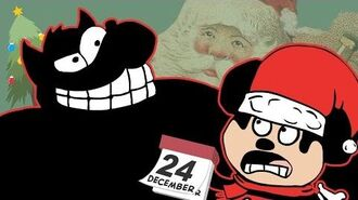 Mokey's Show - It's too early for christmas!