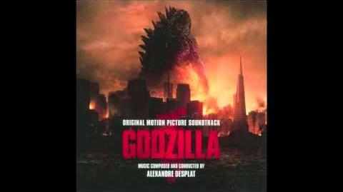 Theme of the Week 19 - Godzilla's Theme (2014)