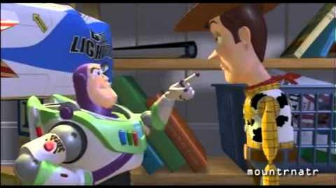Youtube Poop The Psychological Battles of Sheriff Woody