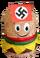 The Nazi Cheeseburger