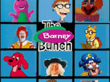 The Barney Bunch
