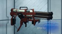 Quadruple rocket launcher